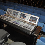 Professional Mixing Console Installation