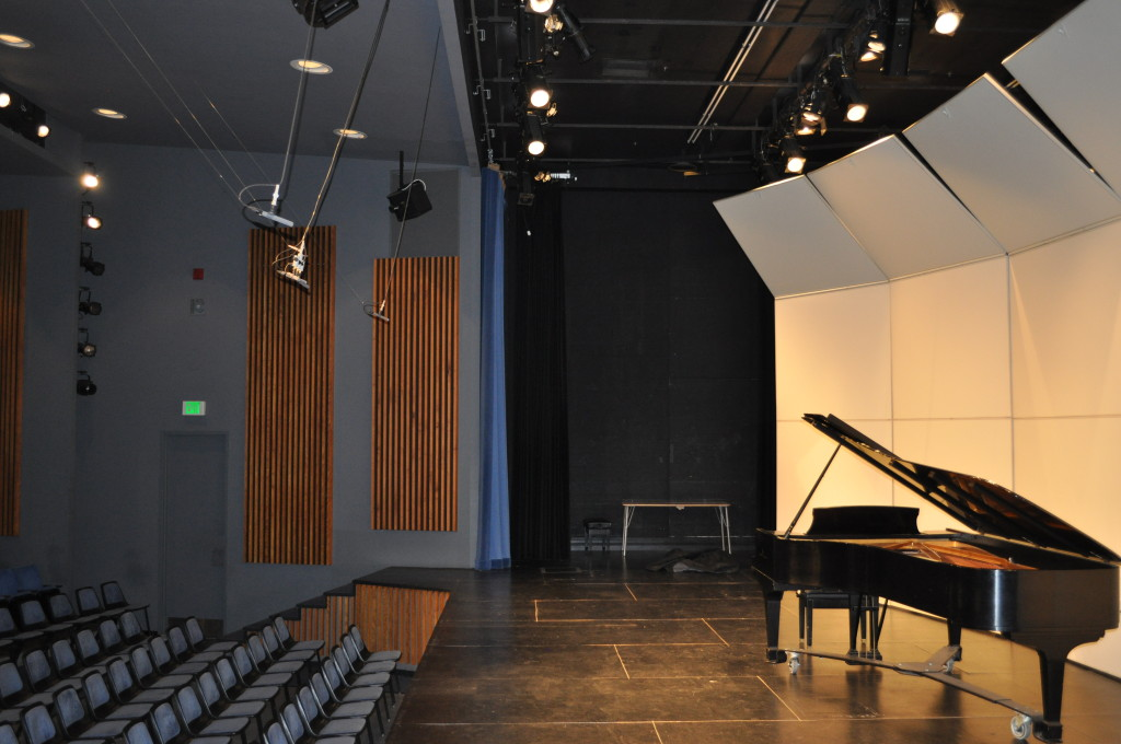 Recital Performance Space
